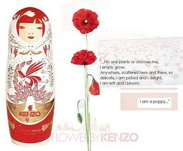 Flower by Kenzo edición especial de Matrioska