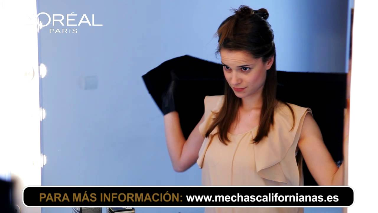 Mechas californianas degradadas viveguapa - Como hacer mechas californianas en casa ...
