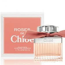 Roses: fragancia exclusiva de Chloé 1